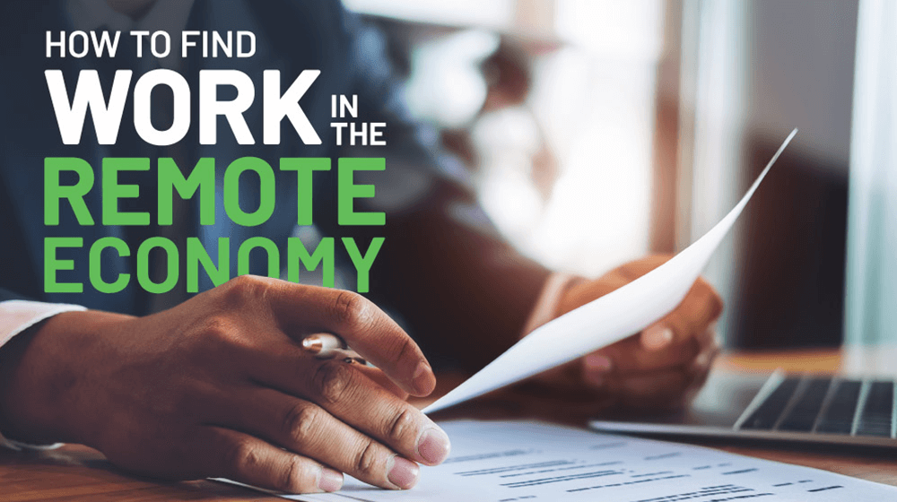 The Remote Work Economy is Booming